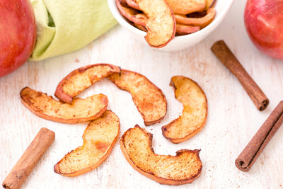 How to Make the Perfect Air Fryer Spiced Apples
