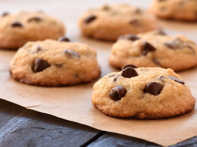 How to Make the Perfect Air Fryer Chocolate Chip Cookie Bites