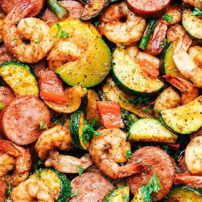 How to Make the Perfect Air Fryer Cajun Shrimp Dinner