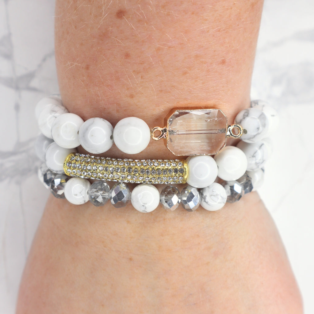 The Ada Stacked Bracelet