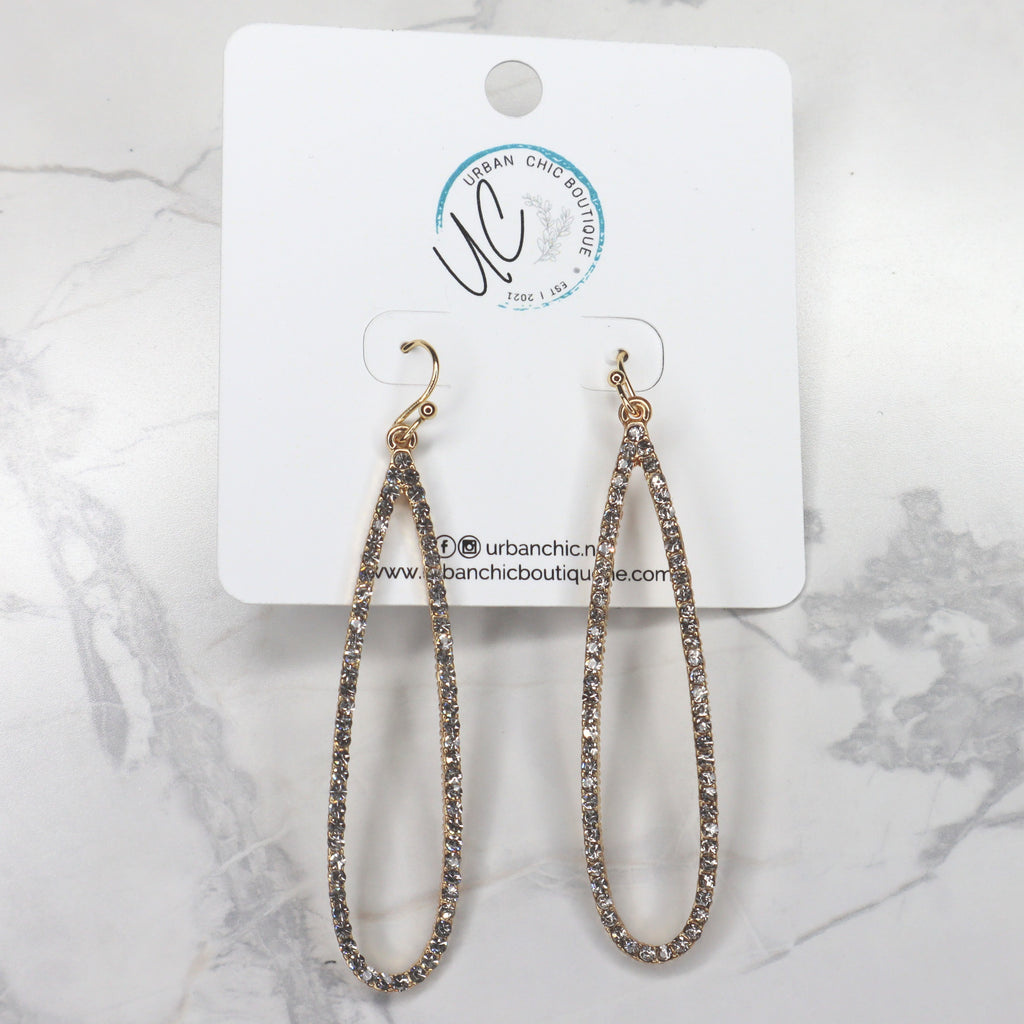 The Andrina Earrings