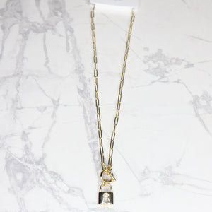 The Angel Necklace - Gold