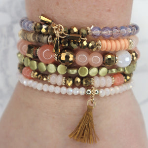 The Alex Stacked Bracelet