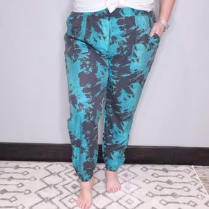 Drift Away Tie Dye Joggers