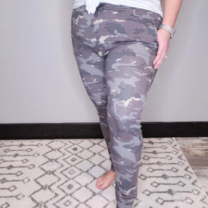 Hidden Escape Camo Joggers
