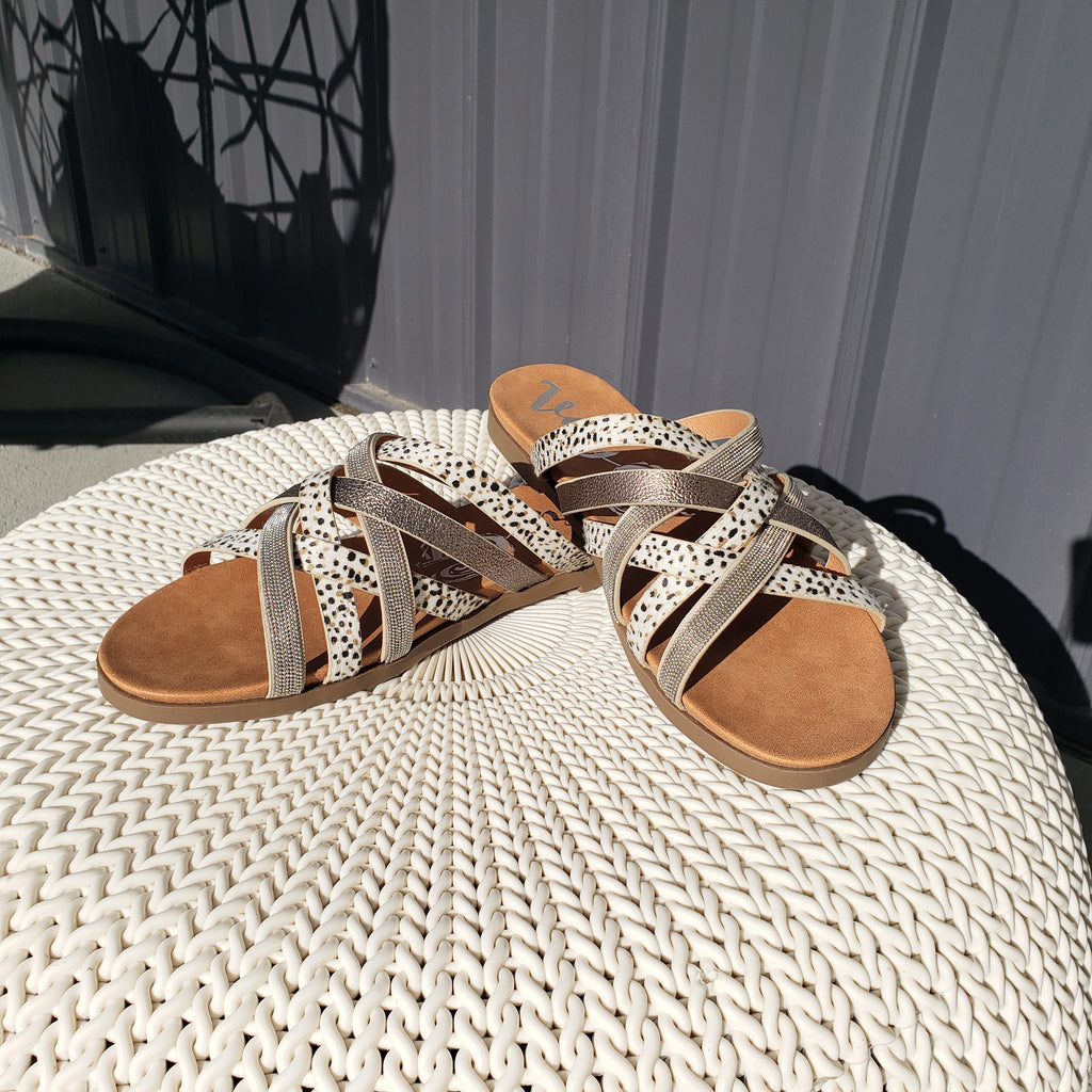 The Giselle Sandals - Very G