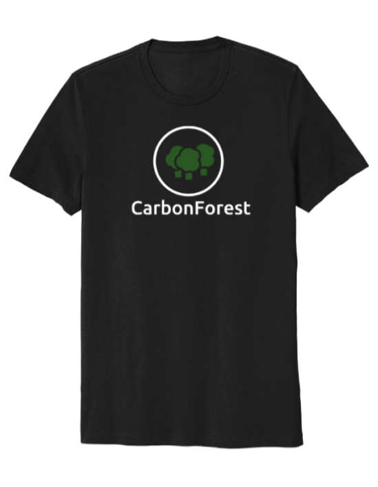 CarbonForest Eco Triblend Tee