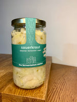 Load image into Gallery viewer, Sauerkraut | The Fermentation Station UK