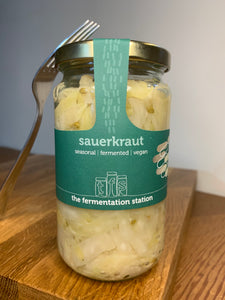 Sauerkraut | The Fermentation Station UK