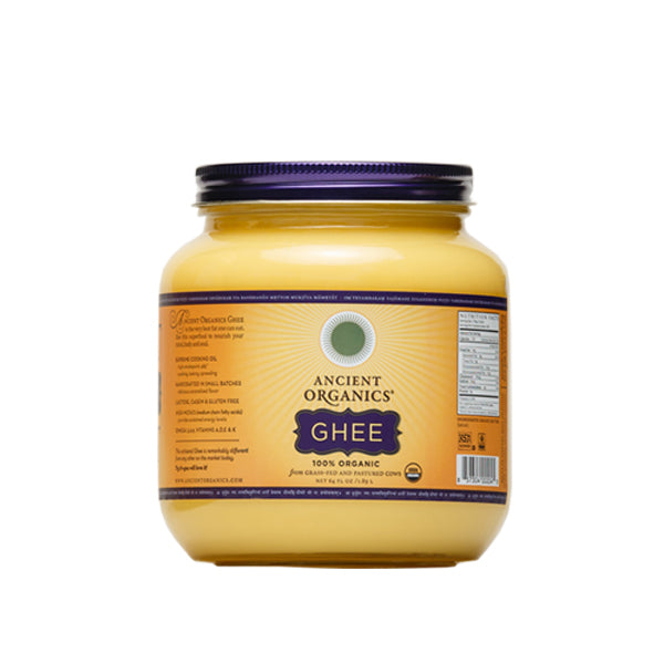 Half Gallon of Ghee (64oz)