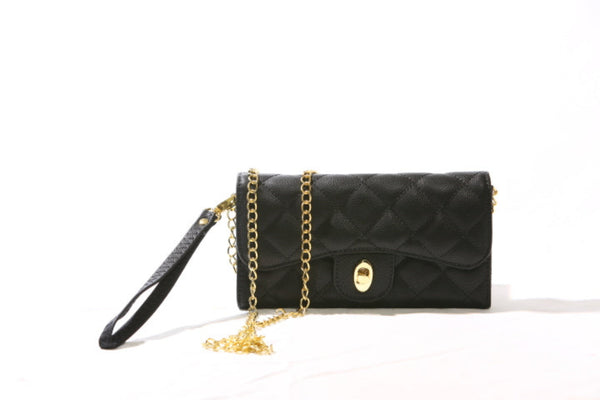 Quilted Crossbody - MKF Collection