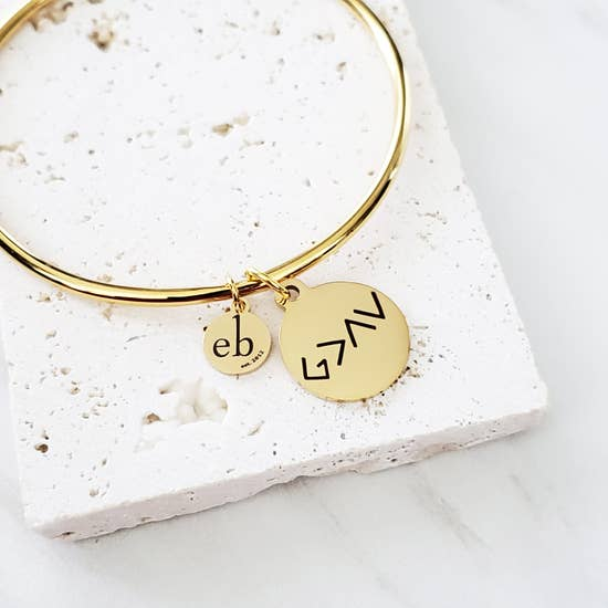 Expressions Bracelet - God is Greater than the Highs & Lows