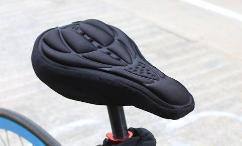Buy 3D Seat Cushion Cover and Get Bike Lock Cable Absolutely Free