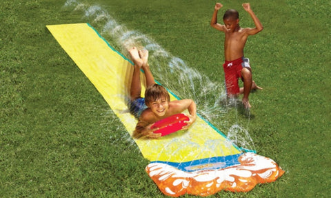 16ft Water Spray Slide