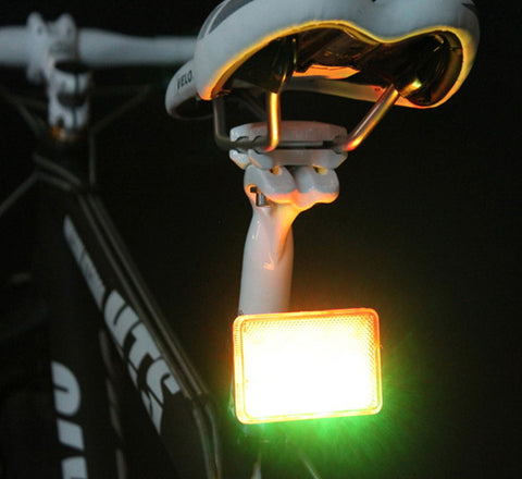 12 LED Sport Cycling Warning Taillight Lamp
