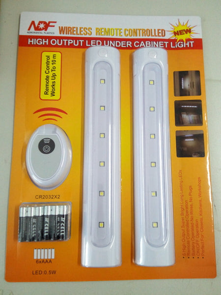 Remote Control LED Cabinet Lighting
