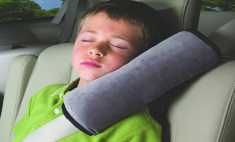 2 Pcs Baby Auto Pillow Car Safety Belt