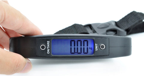 50kg Portable Luggage Scale