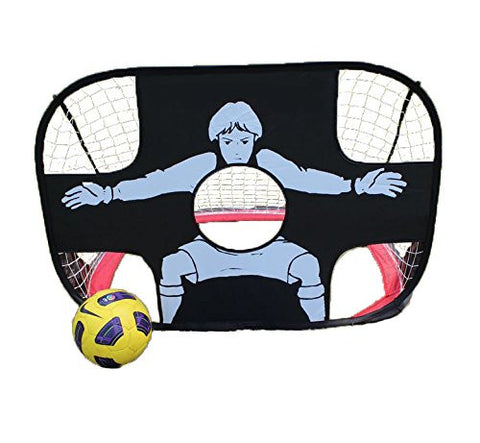 2 in 1 Kids Portable Soccer Goals