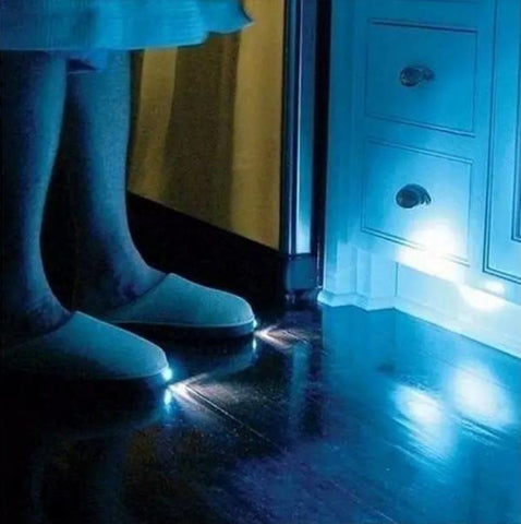 Memory Foam Indoor Led Slippers