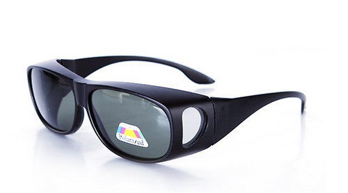 1 Pair of Polarized Fit Over Sunglasses