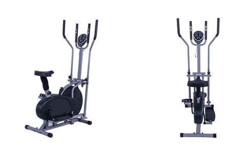 2 in 1 Elliptical Cross Trainer and Exercise Bike