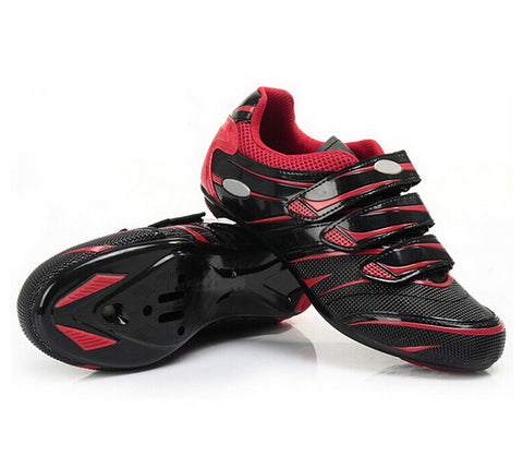 Carbon Nylon Fibreglass Cycling Shoes