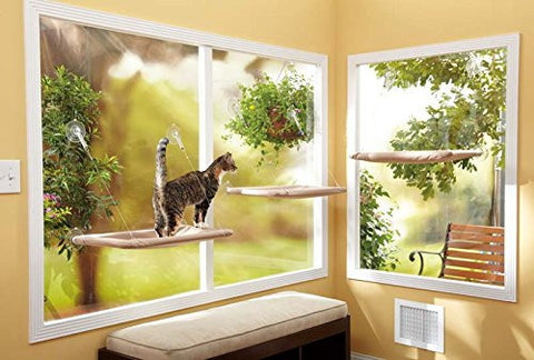 Pet Cats Window hammock Bed