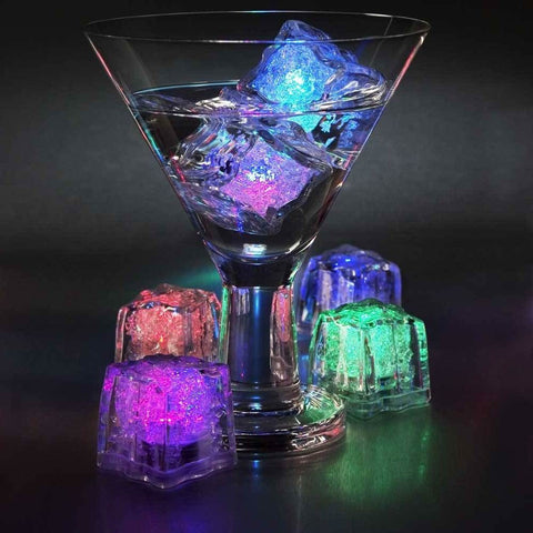 12 pcs LED Ice Cubes