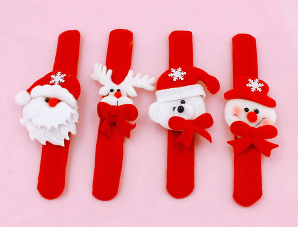 10-Pcs Christmas Kid's Bracelet