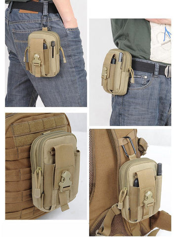 Outdoor tactical Waist bag