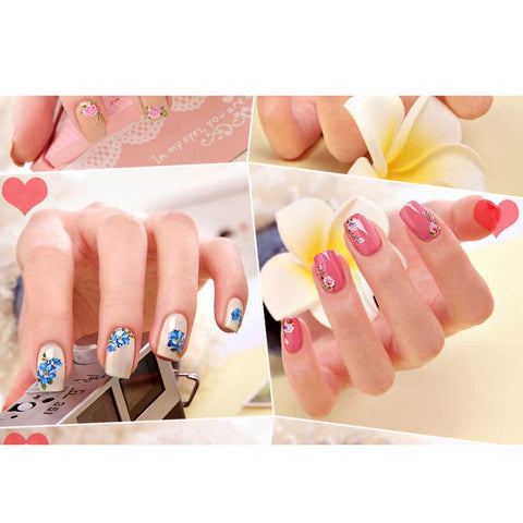 3D-Sticker For Nail Design