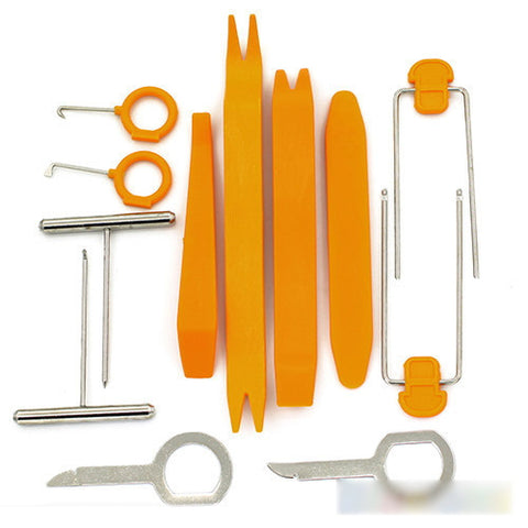 1 set car panel removal tool(include 12pcs)