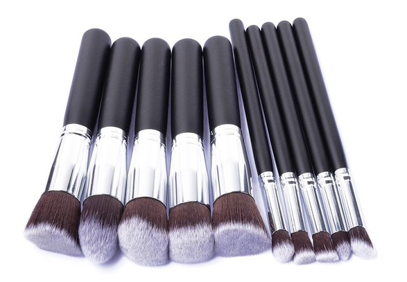 10-Piece  Professional Make-Up Brush Set