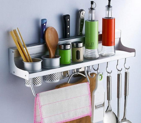 Multipurpose Kitchen Rack