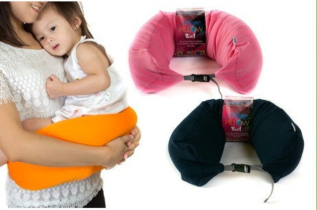 Multipurpose microbead pillow