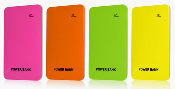 10000mAh Ultra Slim Dual USB Power Bank For iPhone any many more..