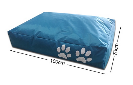 Waterproof pet bean bag