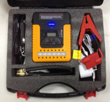 2 in 1 Jump Starter & Air Pump
