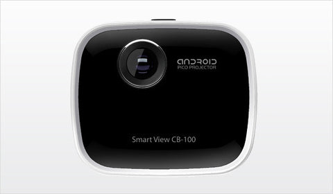 Android Smart View Projector