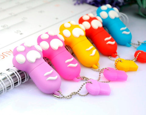 Cute Cat Claw USB Flash Drive