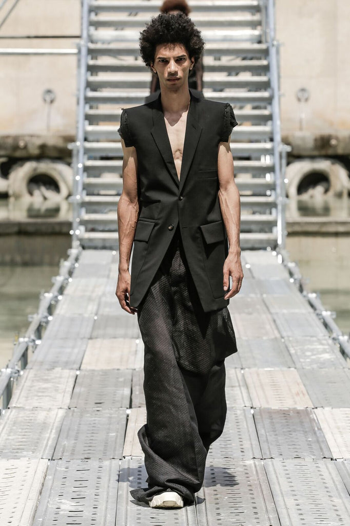 Rick Owens Menswear: a Look Inside the SS18 Collection