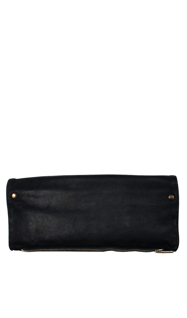 MR05B Soft Horse Clutch in Black