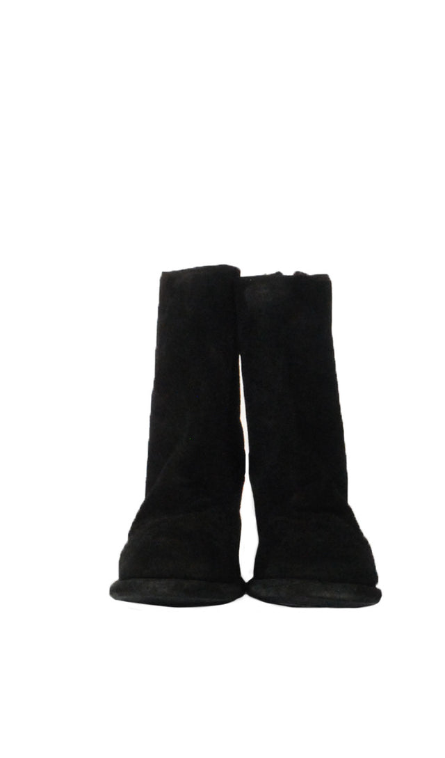 Guidi 3006 Baby Calf Reverse In Black