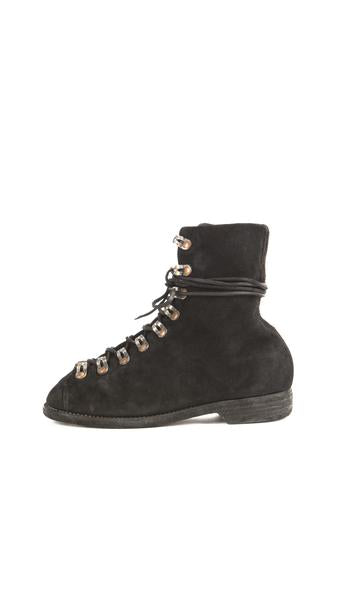 Guidi 205 Baby Calf Reverse Hiking Boots