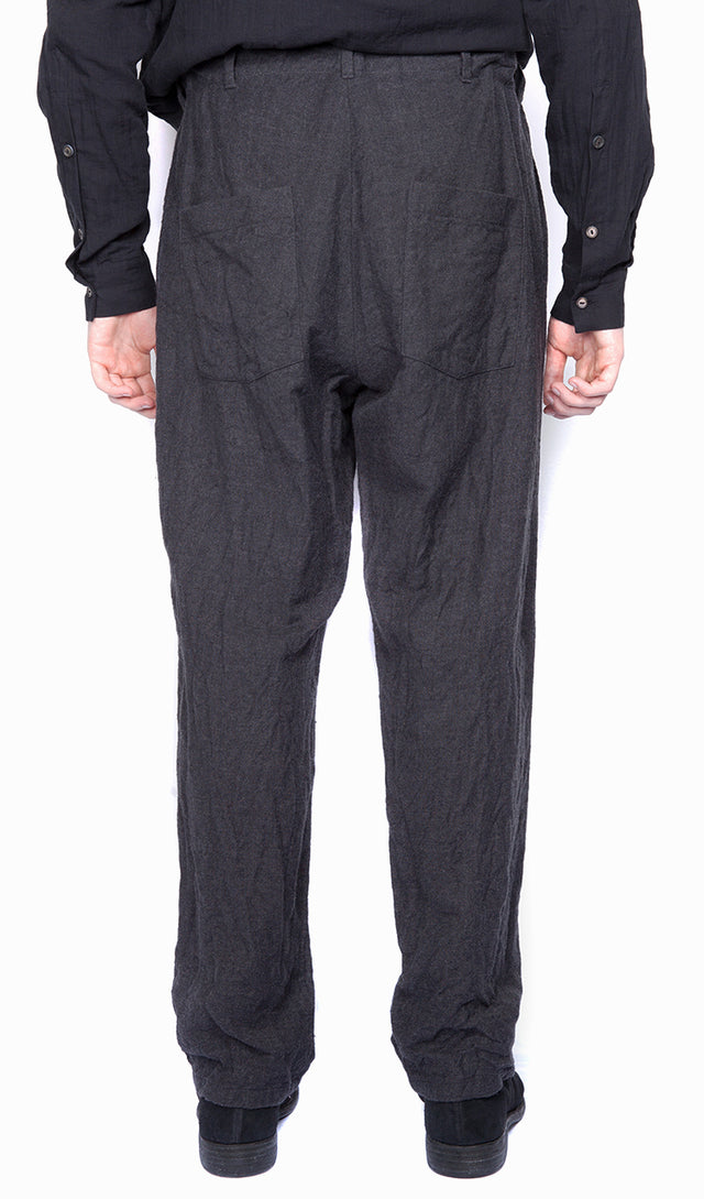 Forme d'expression Scrub Pant in Carbon