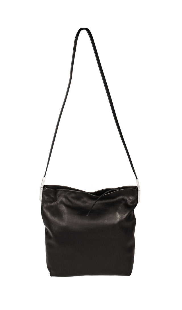Rick Owens Big Adri Bag in Black