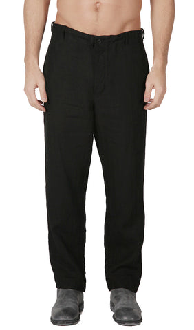 Scrub Pants in Black
