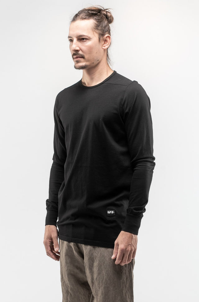 LS Level Tee Black
