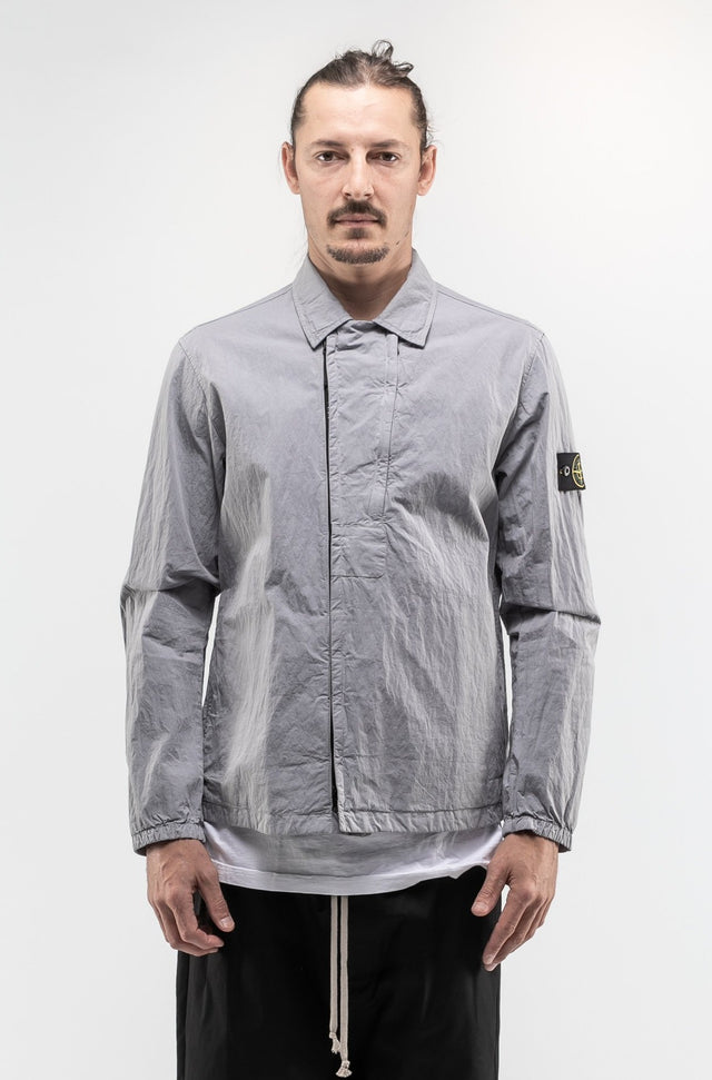 Overshirt In Powder